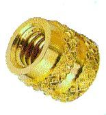 Brass Molded Inserts - B1M - Unified Thread