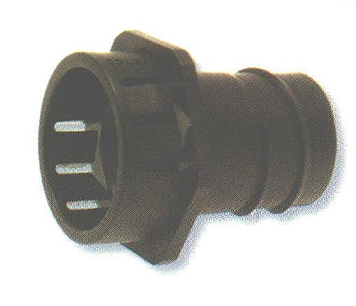 Straight Snap-In Fittings