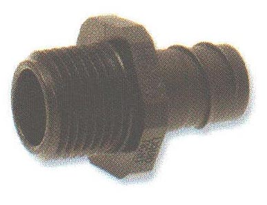 Straight NPT Threaded Fittings