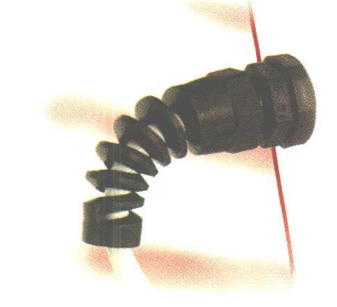 Liquid Tight Pigtail Cordgrips - US Patent No. 5405172