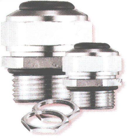 Metal Cordgrips with Metric Threads