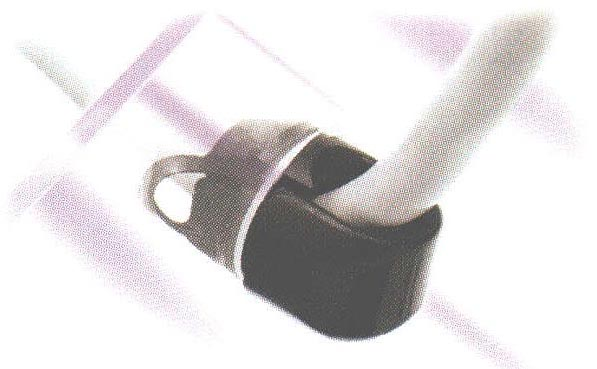 Right Angle Strain Relief Bushings for Round Cables