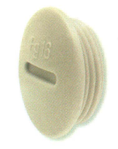 Metric Nylon Threaded Plugs
