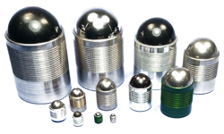 EIS-34 Stainless Steel Plug-Stainless Steel Ball