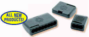 Heyco® Screwless Junction Box Connectors