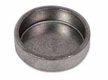 kmc steel expansion plug series pf, flat bottom