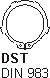 DST - Shaft Teeth Ring